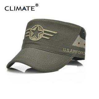7720a7c661 CLIMATE® 2983 Boné Masculino 100% Algodão U.S. Air Force