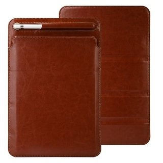 Jison Case* 7934 Capa iPad Couro Pen Holder na internet