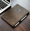 Freedom* 1967 Capa iPad New Air Pro Couro Pencil Holder - Simple Market