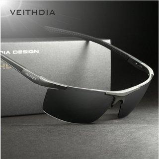 46ff28fba Veithdia* 6588 Óculos De Sol Masculino Polarizado Alumínio