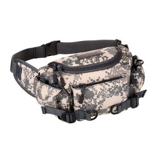 Imagem do Protector Plus* 0121 Pochete Masculina Canvas Lona Militar Tactical