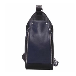 Bison Denim* 2428 Bolsa Masculina Couro Genuíno Crossbody na internet