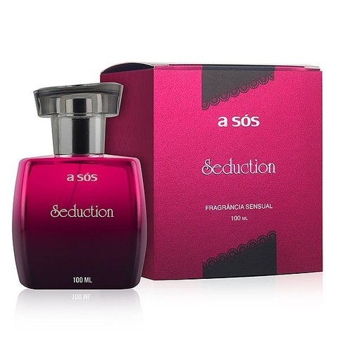 Perfume Feromônio Sensual Seduction - 100ml