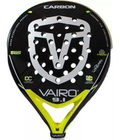 Vairo 9.1 Carbon yellow + Funda !!
