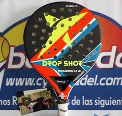 Drop Shot Pro Carbon 3.0 !!  + Regalos !!