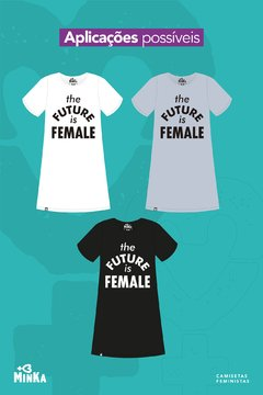 Vestido The Future is Female - comprar online