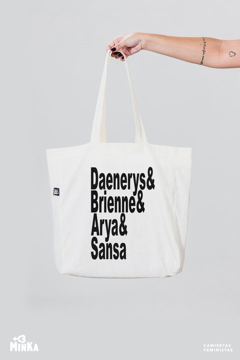 Ecobag Game of Thrones