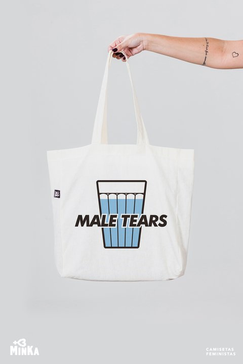 Ecobag Male Tears