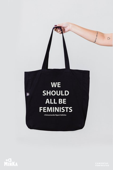 Ecobag We Should All Be Feminists