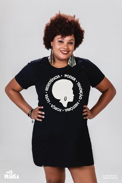 Vestido Black Power - MinKa Camisetas Feministas