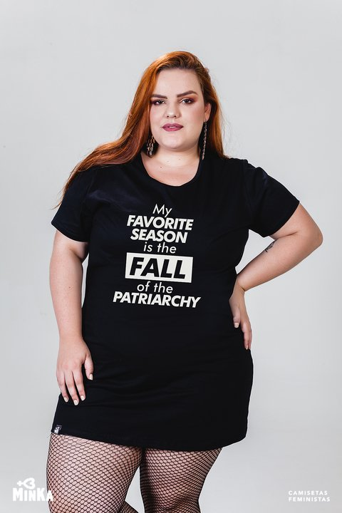 Vestido My Favorite Season Is The Fall Of The Patriarchy