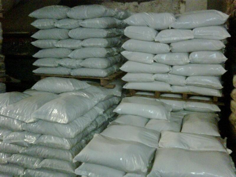 Arena seca refinada en bolsa de 30 kg
