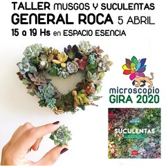 GENERAL ROCA 5-4 | GIRA MICROSCOPIO