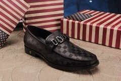Sapato Louis Vuitton Loafer Major preto - comprar online