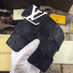 Cinto Louis Vuitton Initiales Monogram 40MM