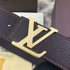 Cinto Louis Vuitton Initials 40MM
