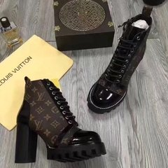 Ankle boot Louis Vuitton Star Trail  1A2Y7W - loja online