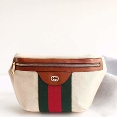 Vintage canvas belt bag Gucci - comprar online