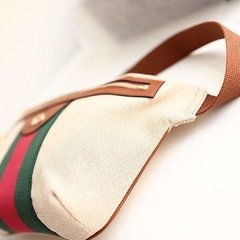 Imagem do Vintage canvas belt bag Gucci