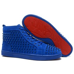 Louis Spikes Men's Flat
