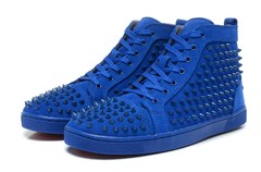 Louis Spikes Men's Flat na internet