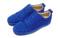 Imagem do Louboutin Louis Junior Spikes Men's Flat