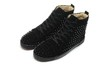 Louboutin Louis Spikes Men's Flat