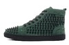 Louboutin Louis Spikes Men's Flat - GVimport