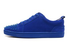 Louboutin Louis Junior Spikes Men's Flat na internet