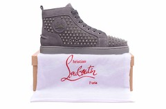 Imagem do Louboutin Louis Spikes Orlato Men's Flat