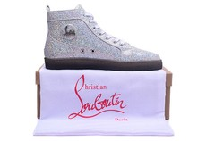 Imagem do Louboutin Louis Strass Women's Flat