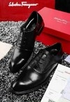 Sapato Ferragamo Plain toe oxford - GVimport