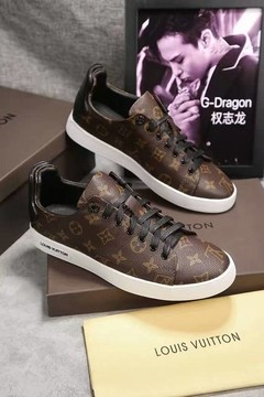 Imagem do Sneaker Frontrow Louis Vuitton 1A1GMZ