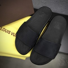 Chinelo Louis Vuitton Mule Waterfront - comprar online
