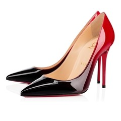 Pump Louboutin Decollete 554 100 mm - comprar online