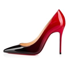 Pump Louboutin Decollete 554 100 mm na internet