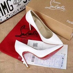 Pump Louboutin So Kate  - Salto 8, 10 e 12cm. 306 - loja online