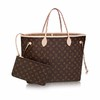 Bolsa Louis Vuitton NEVERFULL canvas Monogram GM