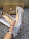 Flat Louboutin Very Rich Strass - 301 na internet
