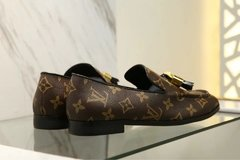 Louis Vuitton Flat Loafer Society - 355 - loja online