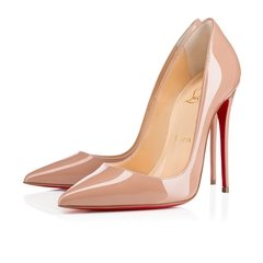 Pump Louboutin Decollete Nude 120 mm 826