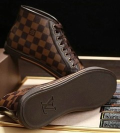 Imagem do Sneaker Boot Louis Vuitton