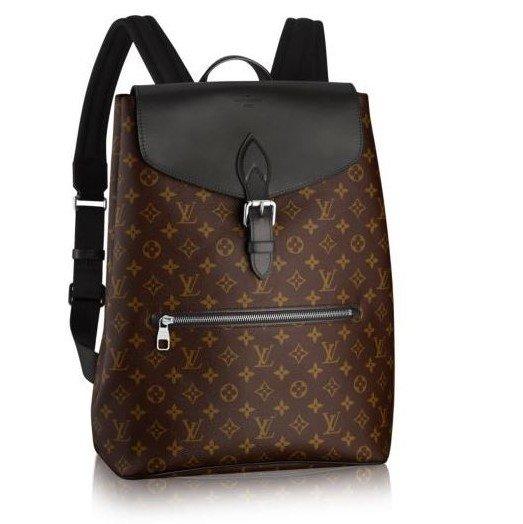 d65fd5be0 Mochila Louis Vuitton Palk - M40637 - GVimport
