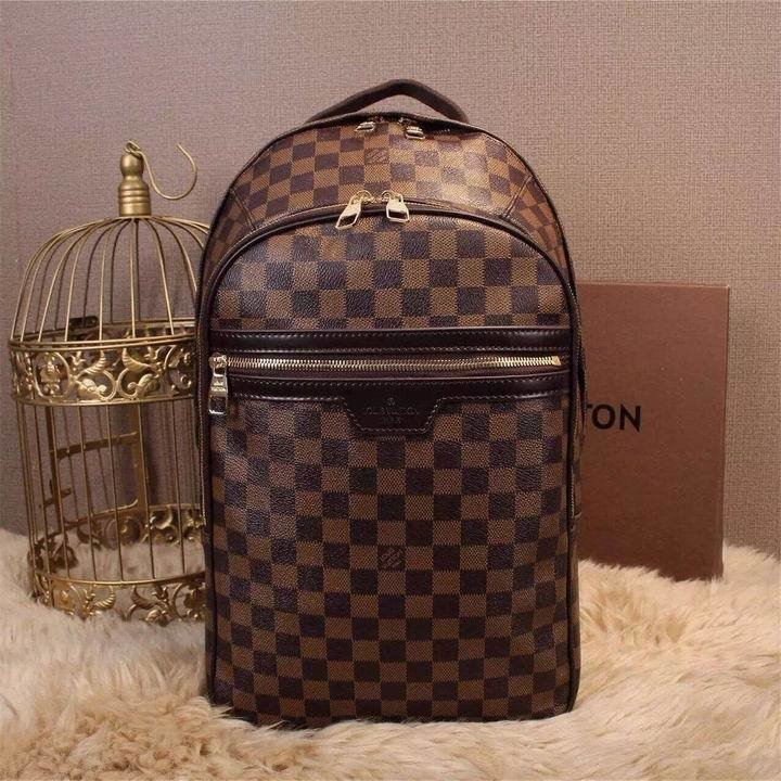 ff537a675 Mochila Louis Vuitton MICHAEL Ebene - GVimport