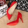 Pump Louboutin Decoltish Veau Velours 10cm - 248 na internet