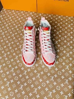 Sneaker Louis Vuitton Boot Stellar 1A58CO - loja online