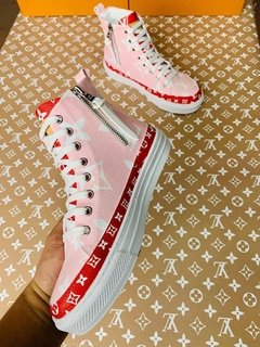 Imagem do Sneaker Louis Vuitton Boot Stellar 1A58CO