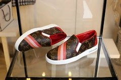 Louis Vuitton Sneaker Slip-On Frontrow - 354 - loja online
