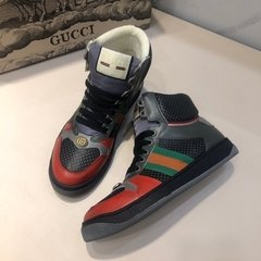 Tênis Gucci Screener GG high-top - GVimport