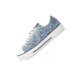 Valentino Denim Camubutterfly Sneaker- 299 na internet